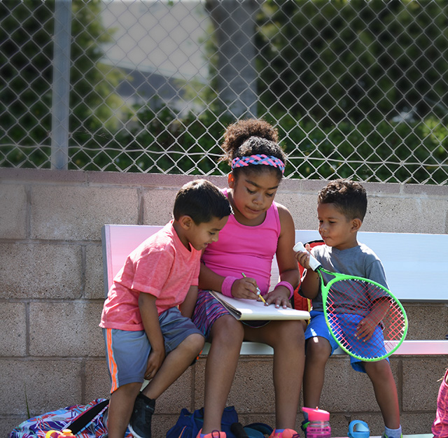Help USTA Foundation support under-resourced youth.